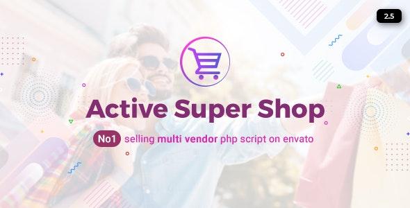 Active Super shop